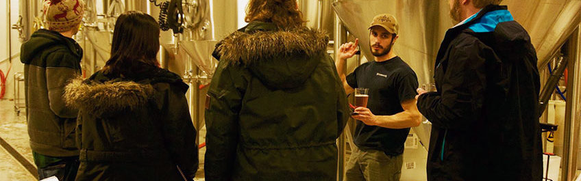 Free Tours at The Tap Room at Weyerbacher Brewing