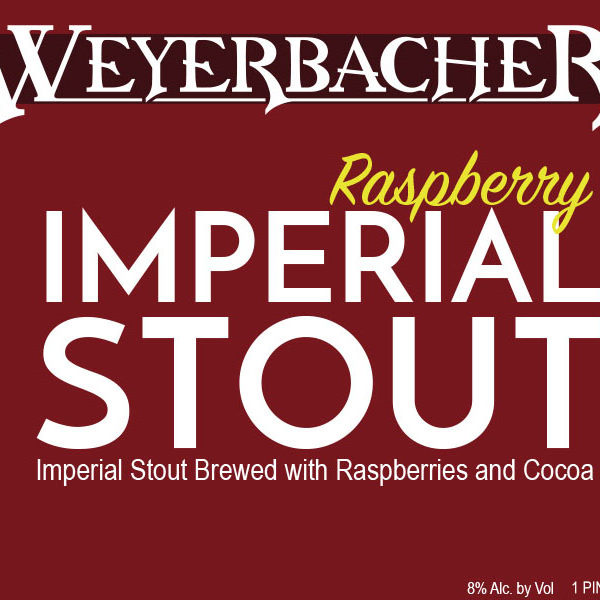Raspberry Imperial Stout
