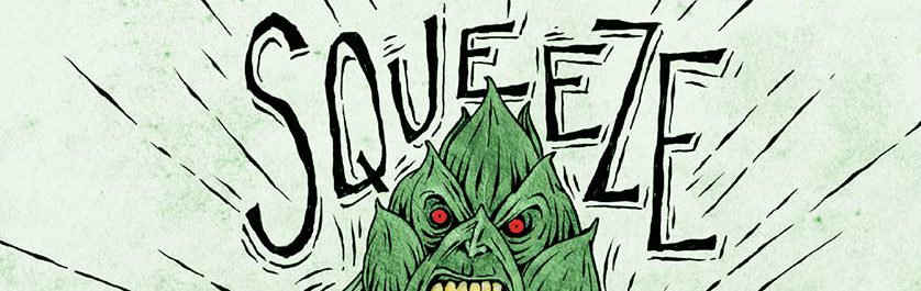 Weyerbacher Brewing's Meaner Squeeze Double IPA