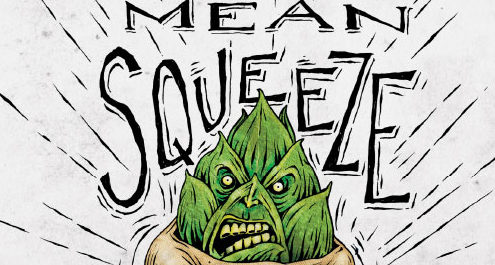 Weyerbacher Brewing's Mean Squeeze New England-Style IPA