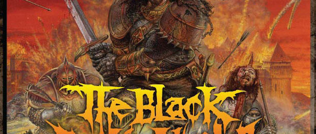 Warborn, Weyerbacher Brewing Collaboration with The Black Dahlia Murder, 5% ABV Rye Pale Ale