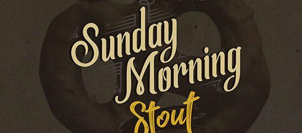 Weyerbacher Brewing's Chocolate Pretzel Sunday Morning Stout
