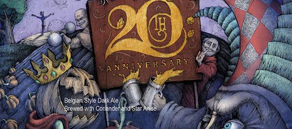 Weyerbacher Brewing 20th Anniversary